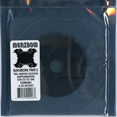Merzbow / Black Bone Part 5 / CD